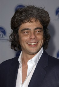 Benicio kills even with pompadour