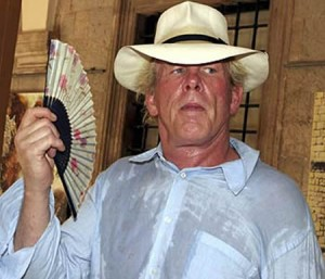Nick Nolte needs a drink