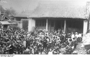 victims of the 1931 yellow river floods